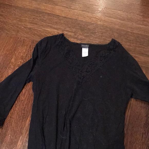 Hanro Other - Black hanro nightgown